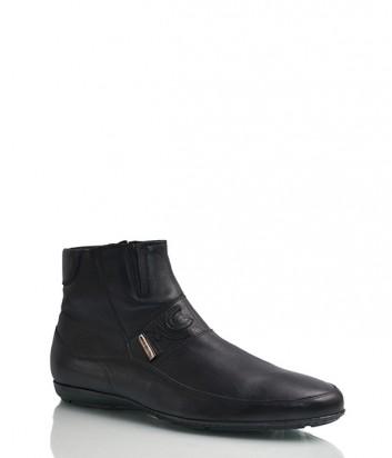 Кожаные ботинки Mirko Ciccioli 3336 черные