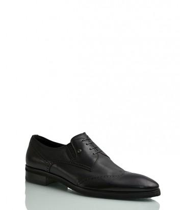 Кожаные туфли Mirko Ciccioli 4499 черные
