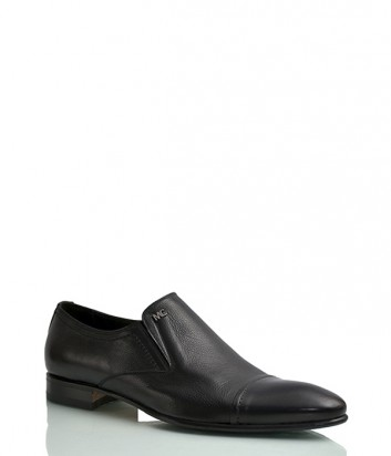 Кожаные туфли Mirko Ciccioli 4493 черные