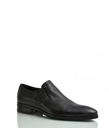 Кожаные туфли Mirko Ciccioli 4180 черные