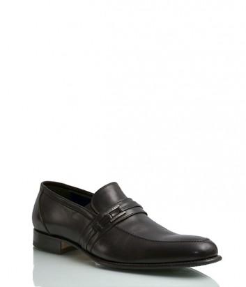Кожаные туфли Mirko Ciccioli 3542 черные