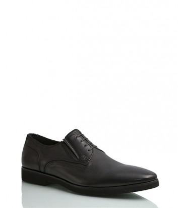 Кожаные туфли Mirko Ciccioli 5080 черные