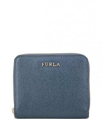 Кошелек Furla 887538 из сафьяновой кожи на молнии