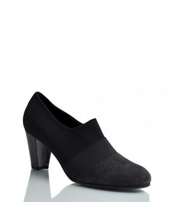 Замшевые туфли Thierry Rabotin 3444 черные