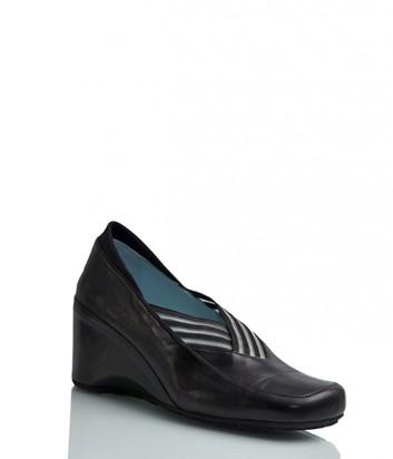 Кожаные туфли Thierry Rabotin 1953 черные