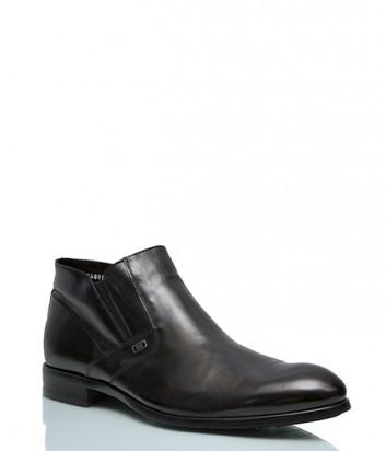 Кожаные ботинки Mario Bruni 847 черные