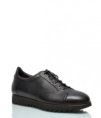 Кожаные ботинки Mario Bruni 387 черные