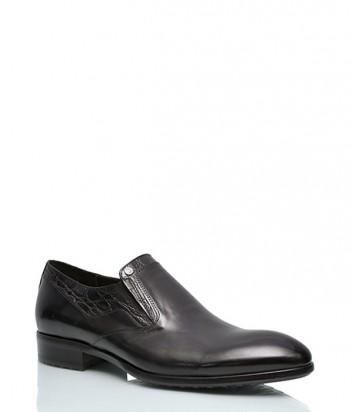 Кожаные туфли Mario Bruni 636 черные