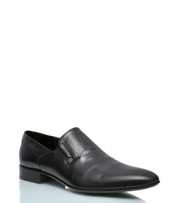 Кожаные туфли Mario Bruni 833 черные