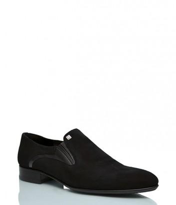 Замшевые туфли Mario Bruni 920 черные