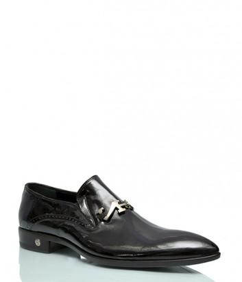 Лаковые туфли Giampieronicola 302 черные
