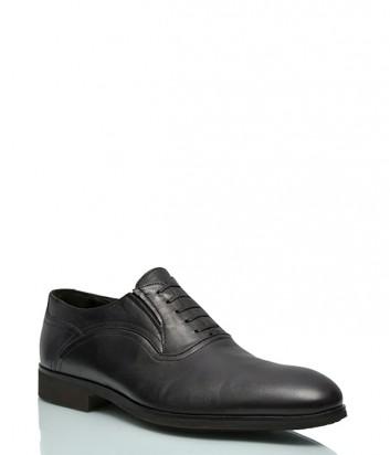 Кожаные туфли Roberto Rossi 990 черные