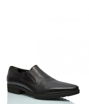 Кожаные туфли Roberto Rossi 908 черные