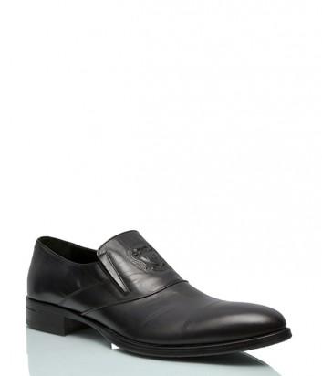 Кожаные туфли Dino Bigioni 119 черные
