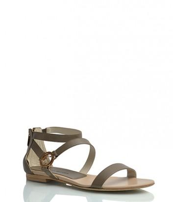 Кожаные сандалии Norma J Baker 9112 оливковые