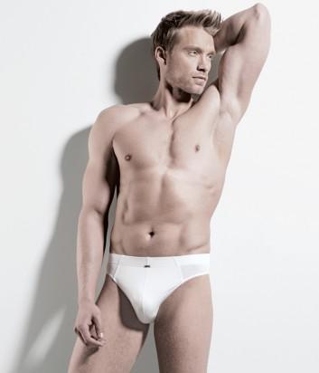 Трусы слипы ISA bodywear 310136 белые