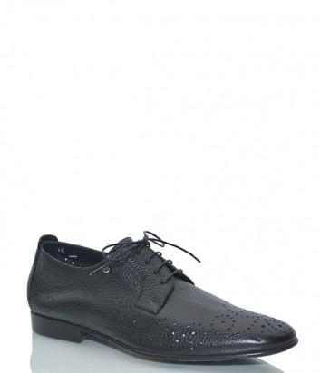 Кожаные туфли Mario Bruni 60798 черные