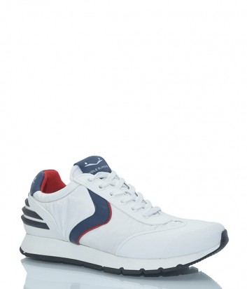 Мужские кроссовки Voile Blanche 012668 белые