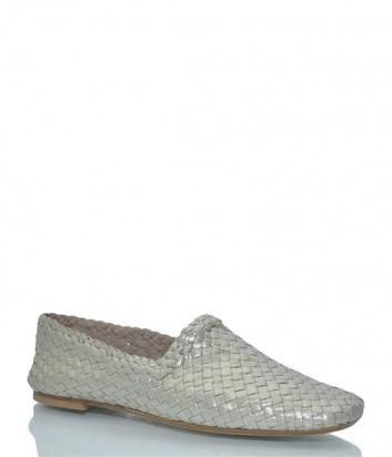Кожаные туфли Fabio Rusconi Giglio бронзовые