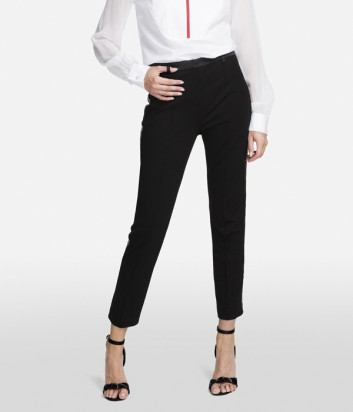 Женские брюки Karl Lagerfeld 96KW1011 черные