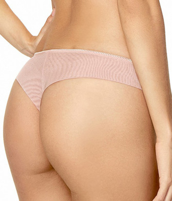 Стринги Kinga Cute нежно-розовые