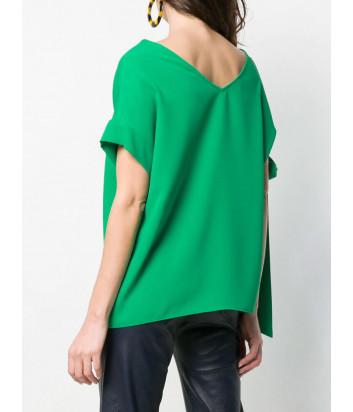 Блуза P.A.R.O.S.H. Panterya 311095 зеленая