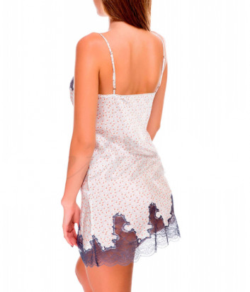 Сорочка Suavite Арлет с нежным принтом