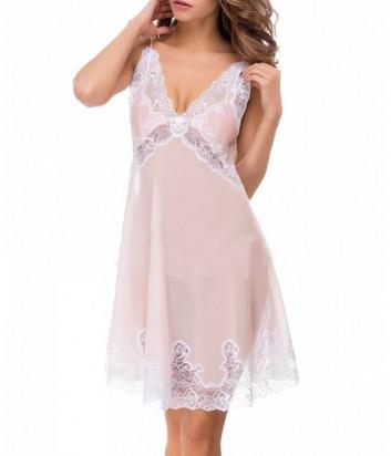 Сорочка Suavite Виржини светло-розовая