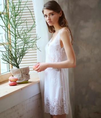Сорочка Suavite Корнели белая