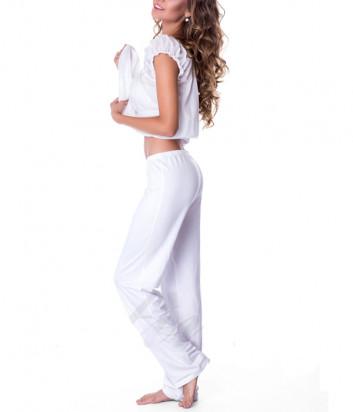 Пижама Suavite Катрин белая