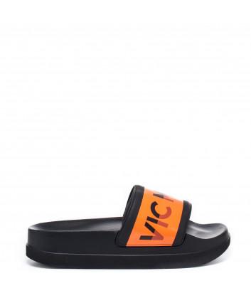 Шлепанцы Vic Matie 1U7576D черные