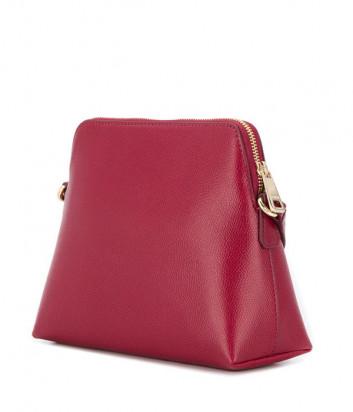 Набор матрешка Furla Boheme 1033699 красная сумка и две цветные косметички