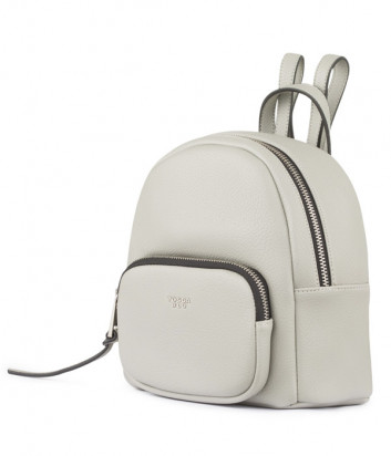 Серый рюкзак Tosca Blu TF1933B33 с внешним карманом на молнии