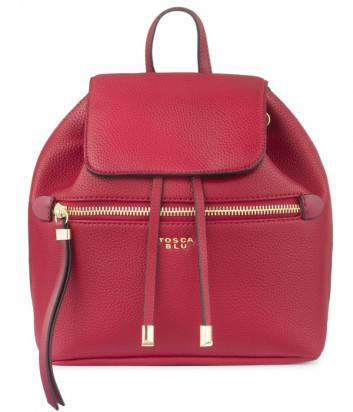Красный рюкзак Tosca Blu TF1942B43 с внешним карманом на молнии