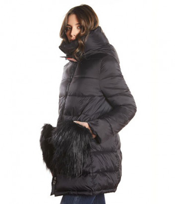 Куртка J.B4 Just Before WH04302 черная