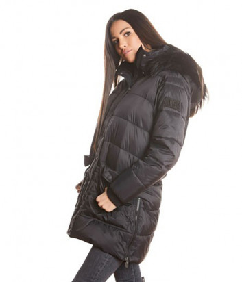 Куртка с капюшоном J.B4 Just Before WH08302 черная