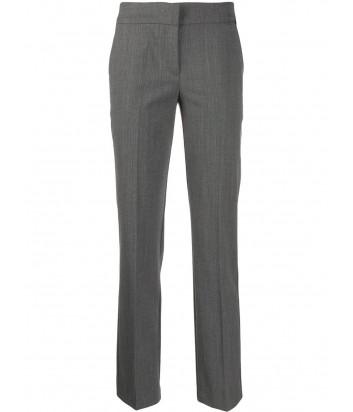 Классические брюки TWIN-SET 192TP2356 серые