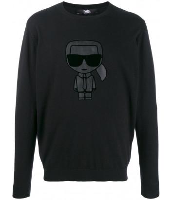 Джемпер Karl Lagerfeld Ikonik 655025 черный