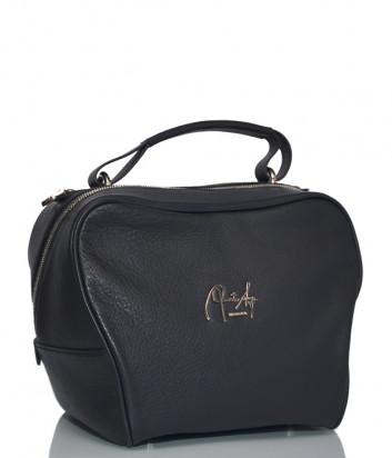 Кожаная сумка Renato Angi 2203481 черная