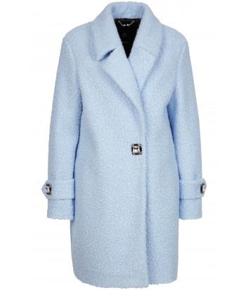Пальто Sportalm 908201 голубое