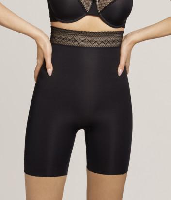 Корректирующие панталоны Gisela Moments Free 10442 с высокой талией черные
