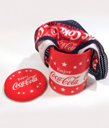 Комплект трусиков Gisela 25234 в подарочной упаковке-банке Coca-Cola