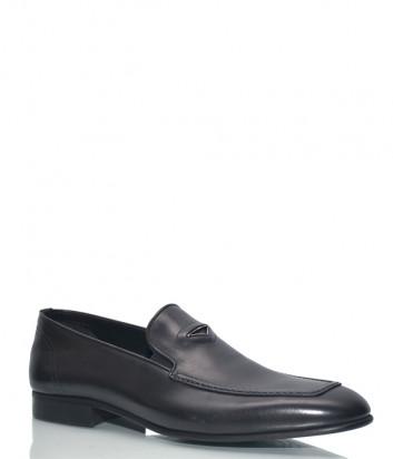 Кожаные туфли Roberto Serpentini 48210 черные