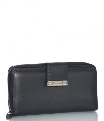 Кожаное портмоне Gilda Tonelli 3079 черное