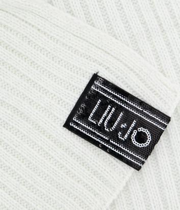 Шарф Liu Jo T69189 белый