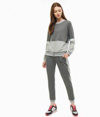 Трикотажный костюм Liu Jo T6904 серый