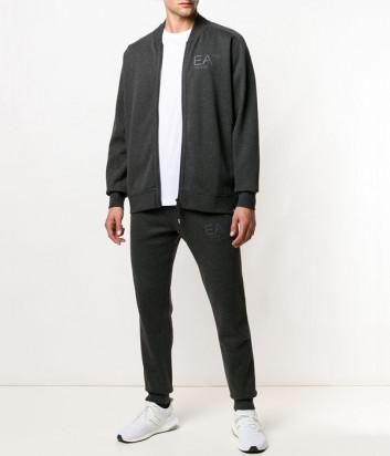 Спортивный костюм EA7 Emporio Armani PJF3Z серый