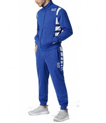 Спортивный костюм EA7 Emporio Armani 3GPV07 PJ08Z синий