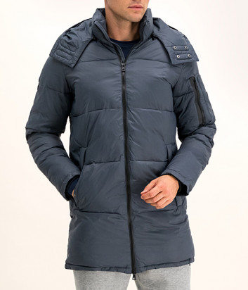 Куртка EA7 Emporio Armani 6GPK01 PNR4Z синяя