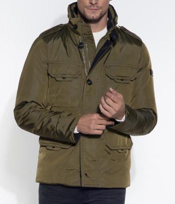 Куртка Peuterey Miro OXF оливковая